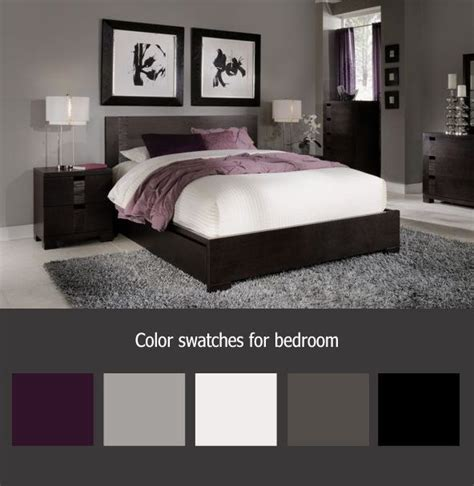 gray bedroom color schemes best 25 dark furniture bedroom ideas on pinterest white bedroom dark furniture