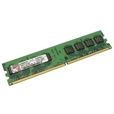 Ram Pc Kingston ram barrette m 233 moire kingston 1go ddr2 pc 6400 800 achat vente m 233 moire ram ram barrette