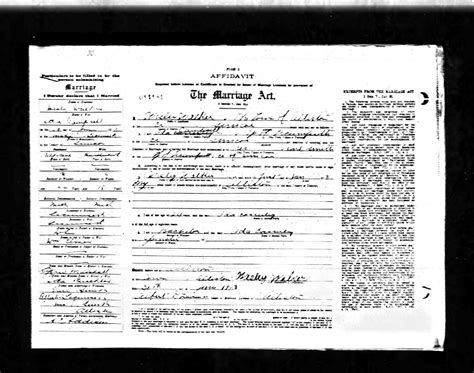 View Marriage Records Buchheit History
