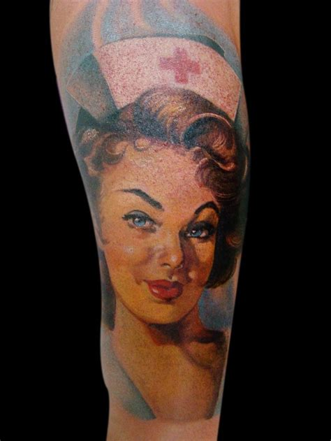 pinup tattoo designs ideas foooool nurs tattoos