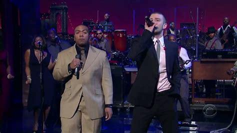 Vs Timbaland An Mtv Showdown by Justin Timberlake Ft Timbaland Sexyback Live