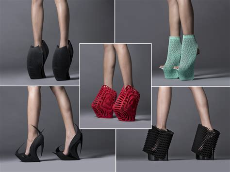 printed high heels 3d printed high heels when fashion and high tech collide