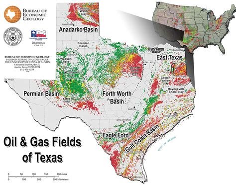 texas field map operation