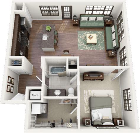 hartz 4 eigene wohnung 3d floorplans bullington one bedroom apartment