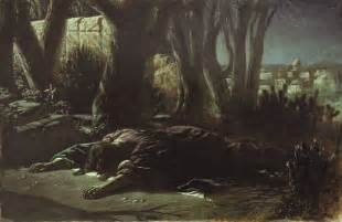 in gethsemane 1878 vasily perov wikiart org