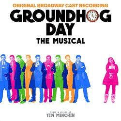 groundhog day musical trailer groundhog day the musical soundtrack 2016