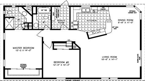 1200 square foot floor plans 1200 square foot house plans 1200 square foot house plans