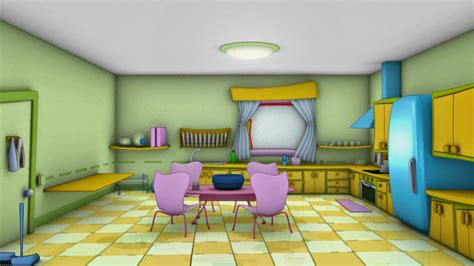 Animated Kitchen Pictures by Kitchen By Catalista On Deviantart