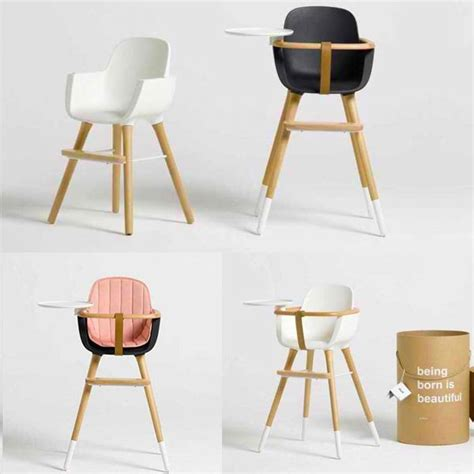 15 modern high chair designs for babies and toddlers