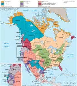 america language map american indian languages encyclopedia