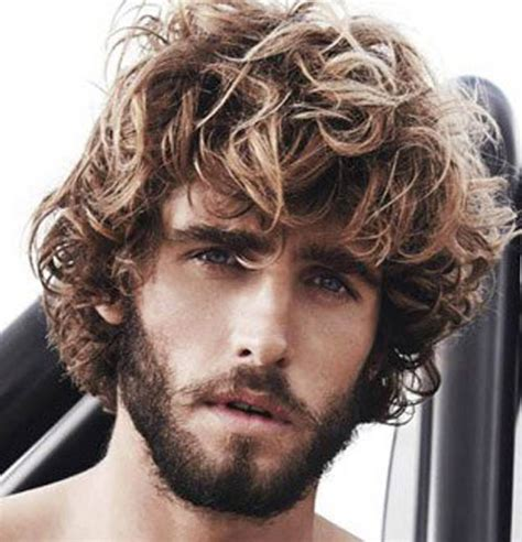 best curly hairstyles for men 2018 curly hairstyles for men men s hairstyles haircuts 2018