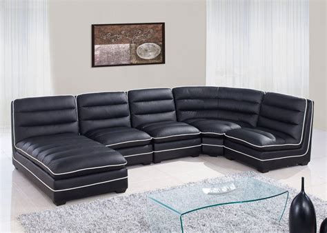 modern red leather sectional generalo modern red top grain leather sectional set
