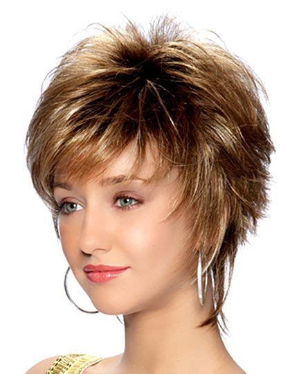 short wispy shag haircuts 17 best images about glamorous wigs for special events on