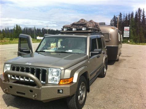 Jeep Commander Bumper I It S A Commander Tactical Armor Wincher