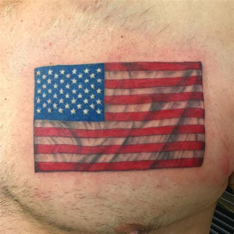 american flag tattoo design 85 best patriotic american flag tattoos i usa 2018