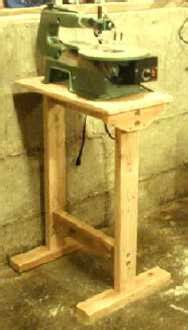 scrollsaw stand
