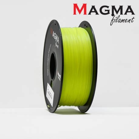 Filament Pla 175mm Fluorescent Yellow magma abs filament 1 75mm fluorescent yellow