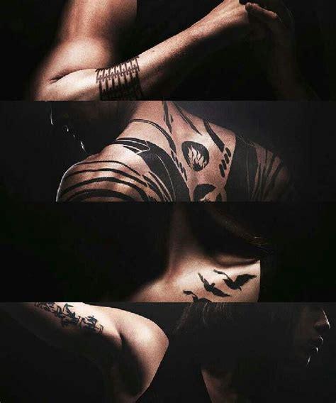 four divergent tattoo divergent tattoos divergent