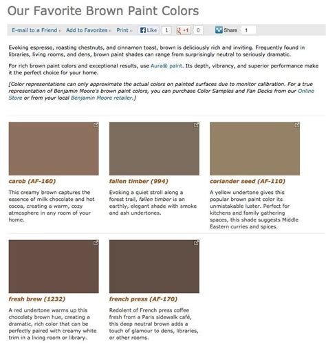 best brown paint colors pictures to pin on