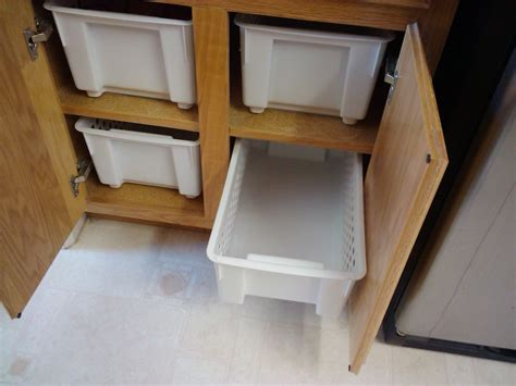 Kitchen Cabinet Storage by Kitchen Cabinet Inexpensive Solution No More Reaching