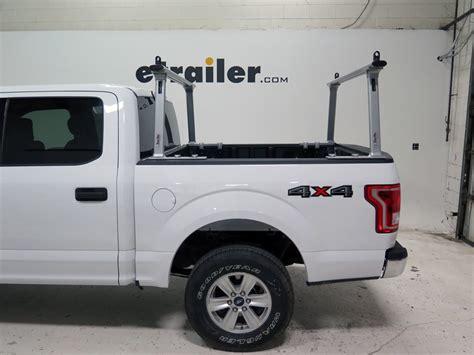 Ladder Rack For F150 by 2016 Ford F 150 Ladder Racks Tracrac