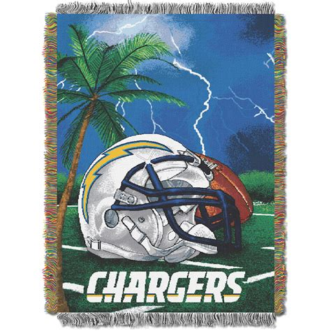 chargers home field los angeles chargers home field advantage tapestry blanket