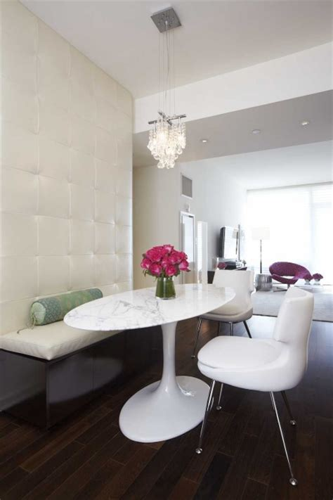 contemporary banquette built in banquette design ideas