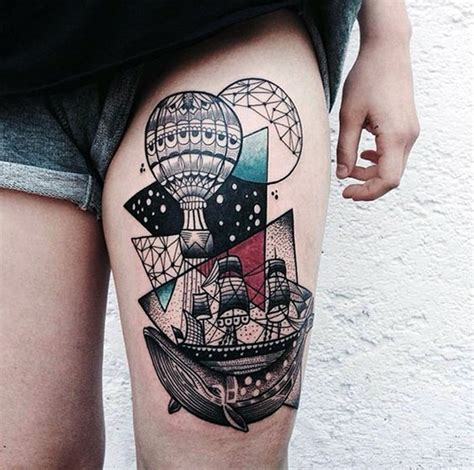 canoe tattoo designs 50 best boat designs tattoos era