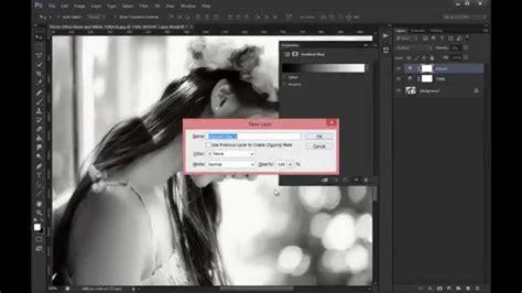 cara edit foto di photoshop cs6 keren belajar edit foto keren efek hitam putih photoshop cs6