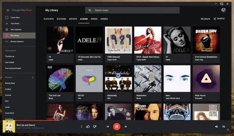 format audio google music google play music desktop player alternatives and similar