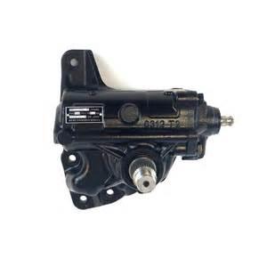 Isuzu Power Steering 898006753 898110220 Isuzu Power Steering Gear Auto Truck