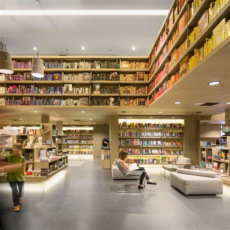 celebrity juice rounds saraiva bookstore in rio de janeiro by studio arthur casas