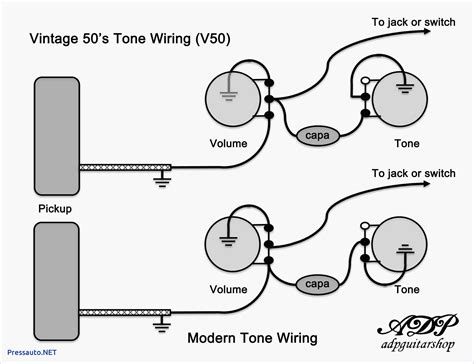 1950s les paul wiring diagram wiring diagram with