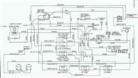 sears craftsman lawn mower wiring diagrams murray