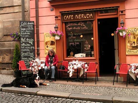 Czechia   Prague   Cafe Neruda