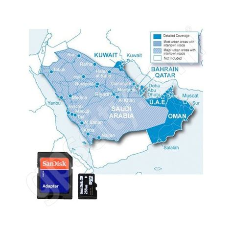 middle east map garmin garmin microsd city navigator middle east nt with adapter
