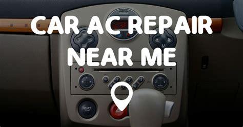 car ac repair   points