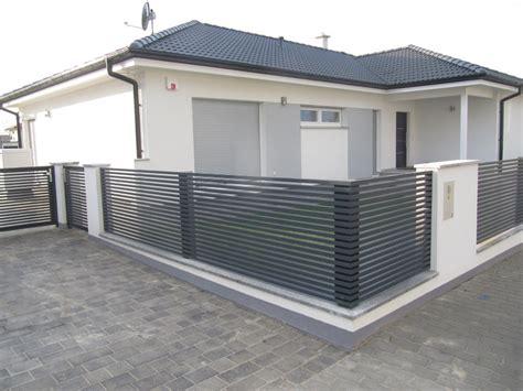 Aluminium Gartentor