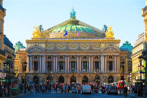 Visit the Palais Garnier: The Most Beautiful Building In Paris