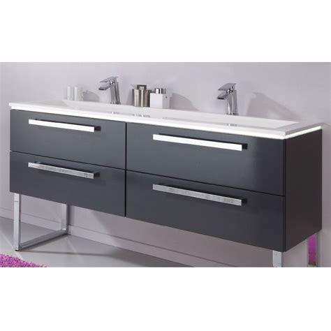Badezimmer Unterschrank 160 Cm by Puris Line Waschtisch Mit Unterschrank Set 6 160 Cm