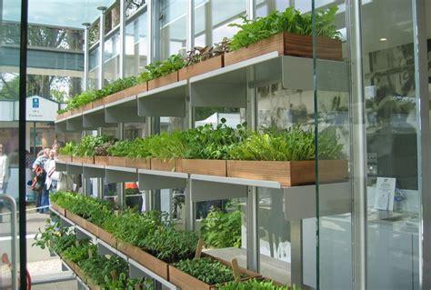 Edible Vertical Garden Edible Vertical Garden Green Walls