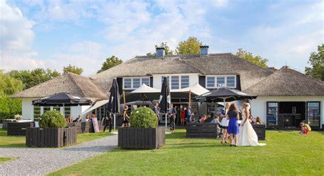 loosdrecht trouwlocatie trouwen in finley het witte huis loosdrecht trouwlocatie