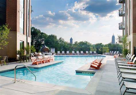 2 bedroom apartments for rent in atlanta ga luxury apartments in atlanta midtown 755north apartments