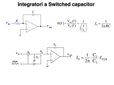 switched capacitor circuits switched capacitor circuit ppt 28 images concept of capacitor 28 images definition of