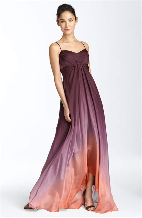 Dress Ombre ombre dress dressed up