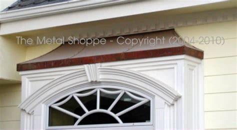 exterior window cover custom copper bay window cover exterior los angeles