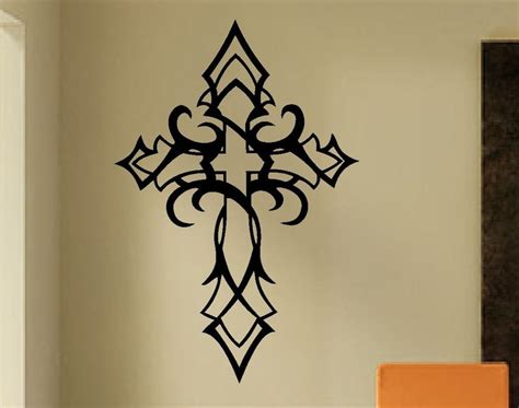 tribal religious tattoos 17 best ideas about tribal cross tattoos on