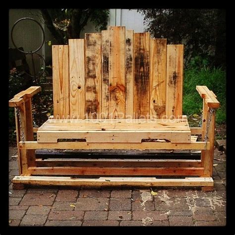 pallet bench pinterest pallet wood pallets and benches on pinterest