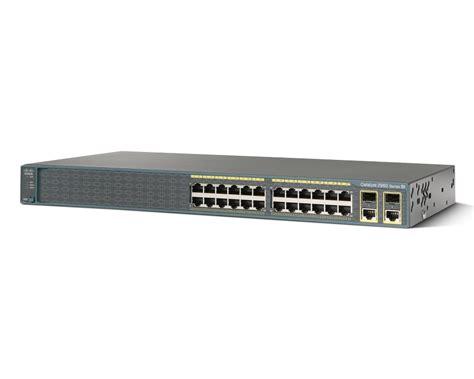 Router Cisco Catalyst cisco catalyst ws c2960 24tc s used4telecom