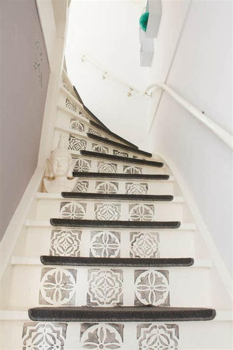 deko treppenhaus diy projekte und bastelideen k 246 nnen ihren wohnraum